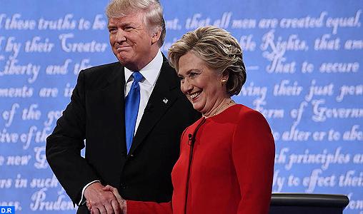 Relance économique: Hillary Clinton veut capitaliser sur le progrès réalisé sous l'administration Obama, Donald Trump vise une révision drastique des accords de libre-échange