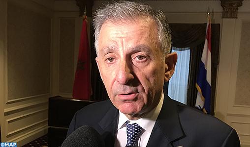 """GCTF: Jean-Paul Laborde salue le """"leadership de Sa Majesté le Roi, Commandeur des croyants"""", en matière de lutte anti-terroriste"""