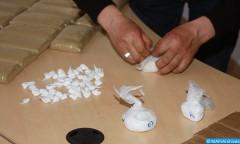 Casablanca: Arrestation de trois individus pour leur implication présumée dans une affaire de détention et de trafic de cocaïne (DGSN)