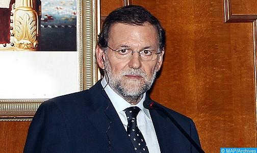 """Attentat de Barcelone : Rajoy appelle à """"l'unité institutionnelle"""" pour vaincre le terrorisme"""
