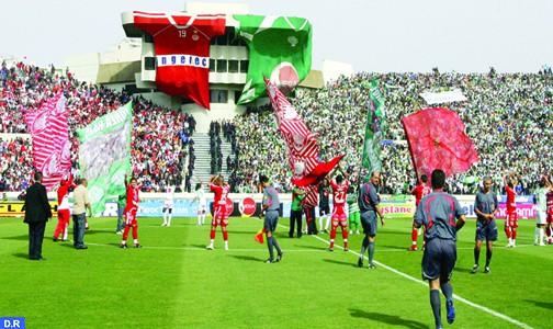 Derby de Casablanca, lancement d'une campagne sur les réseaux sociaux pour prévenir les violences et inciter au fair-play