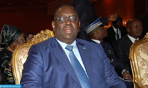 Forum paix et sécurité en Afrique: le président sénégalais invite à repenser la doctrine de maintien de la paix de l'ONU