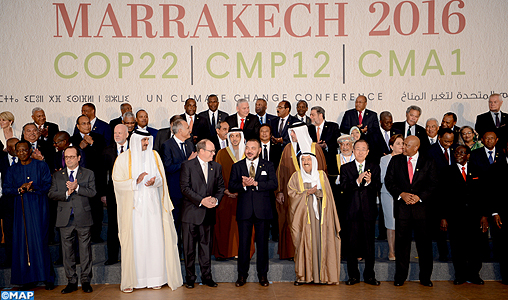 Climat: fin d'une COP22 bousculée par Trump