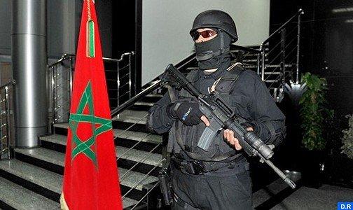 Arrestation par le BCIJ d'un élément dangereux, partisan de Daech qui servait d'agent de liaison avec la cellule terroriste démantelée en novembre en France
