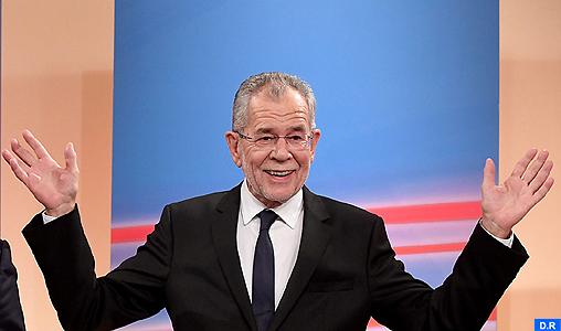 Présidentielle en Autriche: heureux épilogue d'un scrutin à haut risque qui jouait les prolongations
