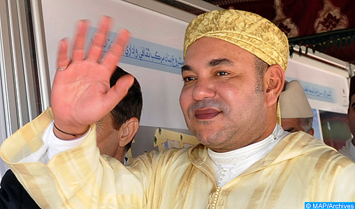 Fondation Mohammed V pour la Solidarité: SM le Roi pose à Tit Mellil la première pierre d'un Centre de formation et d'insertion des femmes et des jeunes
