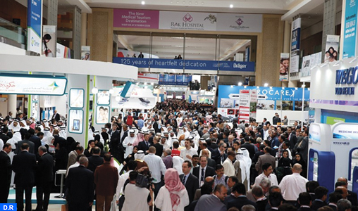 le maroc prend part au salon de l 39 industrie pharmaceutique