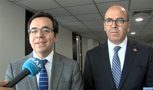 Le Maroc, une porte d'accès pour le Chili aux marchés africains (ministre chilien de l'Economie)