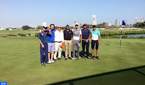 Open international de golf du Qatar (amateurs): Le Marocain Ayoub Lguirati 7è