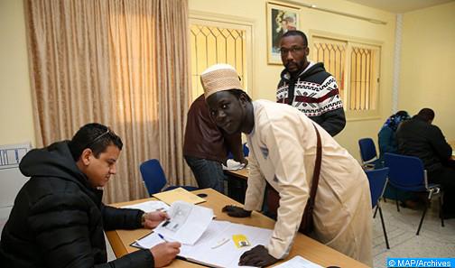Sa Majesté le Roi donne Ses Hautes instructions pour améliorer les conditions d'intégration des ressortissants étrangers, particulièrement africains