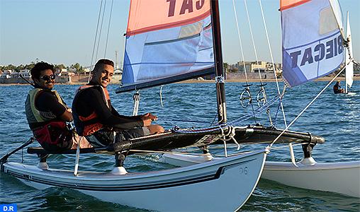 Premier tour du Maroc de voile: deux skippers marocains relieront Saïdia à Dakhla en juin prochain