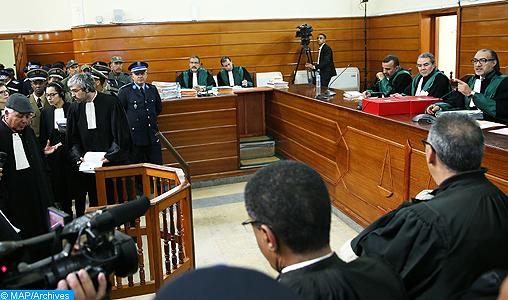 Événements Gdim Izik: le retrait des accusés, un signe de mépris à l'égard des victimes (association basée à Paris)