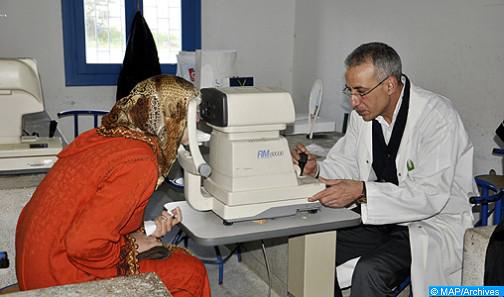 Plus de 900 bénéficiaires d'une caravane médicale multidisciplinaire à Bejaâd