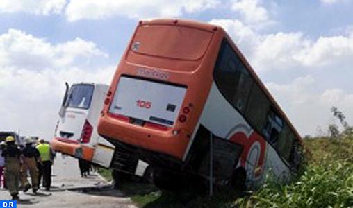 Argentine : 13 morts et 34 blessés dans un accident de la route aux environs de Rosario