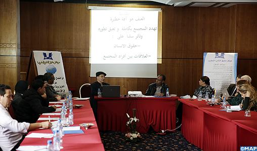 Plaidoyer à Casablanca pour une plate-forme médiatique en faveur des questions de la femme