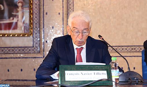 Le Maroc et la France, des frères d'armes dans la lutte contre le terrorisme (Consul général de France)