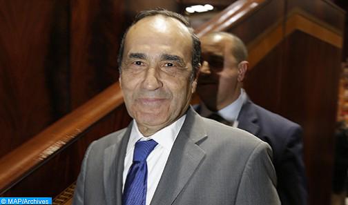 Entretiens à Rabat entre le président de la Chambre des représentants et l'ambassadeur du Koweït