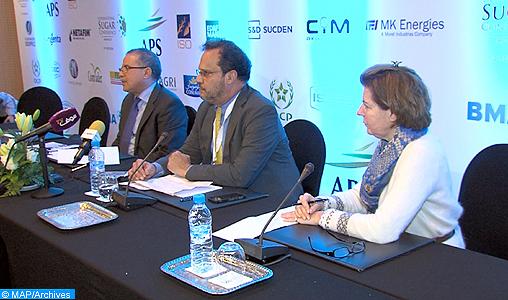 Constitution à Marrakech d'un réseau international sur les changements climatiques dans les filières sucrières