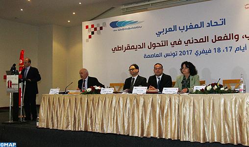 """Le Maroc perçoit """"encore"""" l'édification maghrébine comme """"un projet stratégique"""""""