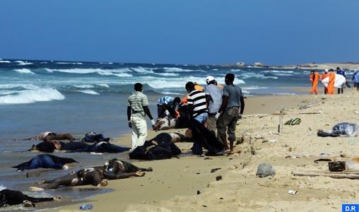 Libye: 27 migrants retrouvés morts