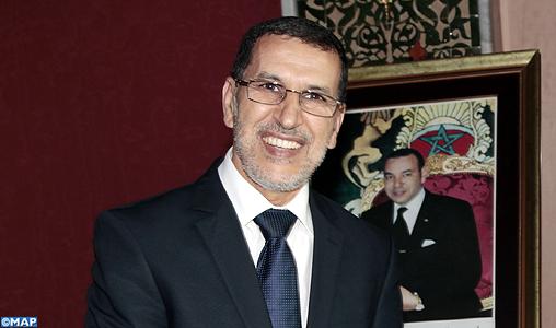 Biographie de M. Saad-Eddine El Othmani, nommé par SM le Roi chef du gouvernement