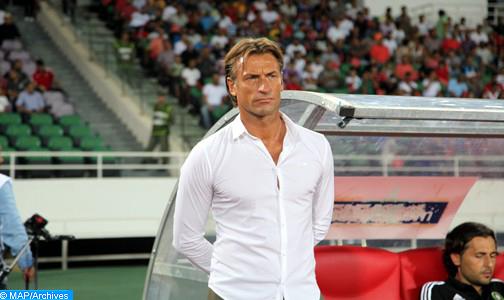 Hervé Renard convoque Banoun, Lagrou, Hafidi et Hamoudan pour le match amical contre la Tunisie (FRMF)