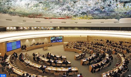 Sahara: le Maroc recadre le débat au Conseil des droits de l'Homme