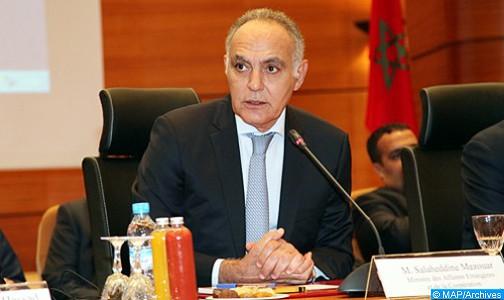 """Élection CGEM: M. Mezouar présente les grandes lignes de son programme """"Un élan pour tous"""""""