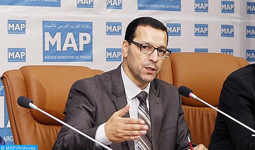 Tétouan: Rencontre de communication du secrétaire d'État chargé de l'Enseignement supérieur à l'Université Abdelmalek Essaadi