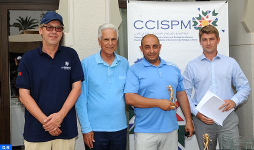 Succès de la 16ème Coupe du Portugal de golf, organisée à Marrakech (organisateurs)