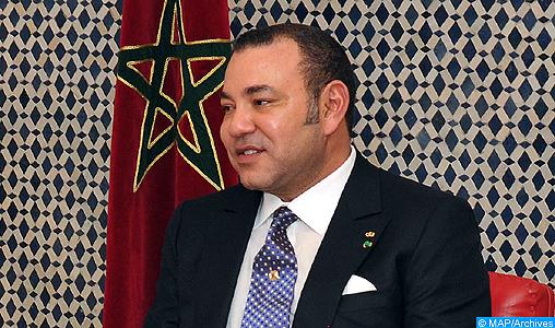 SM le Roi félicite M. Tedros Adhanom Ghebreyesus à l'occasion de son élection à la tête de l'OMS