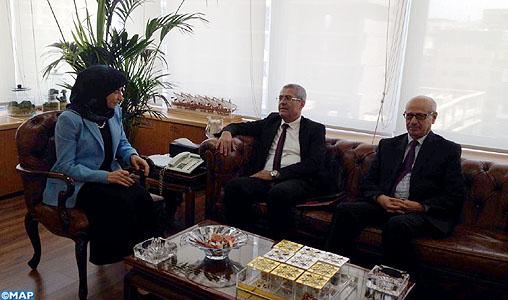 La Stratégie marocaine anti-terrorisme est devenue une référence pour la diversité de son approche (M. Ben Abdelkader)