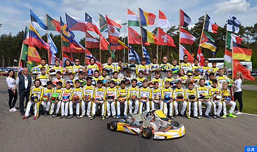 Trophée Académie de Karting de la CIK-FIA: le Marocain Zanfari dans le top 10 (7e)