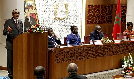 Les Parlements africains doivent être au cœur de l'émergence et de la renaissance du continent (M. El Malki)
