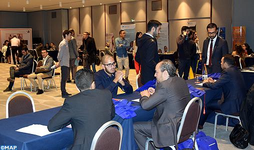 """""""Careers in Morocco"""" à Paris : Des compétences marocaines en Europe en prospection des opportunités d'emploi et d'entreprenariat dans le Royaume"""