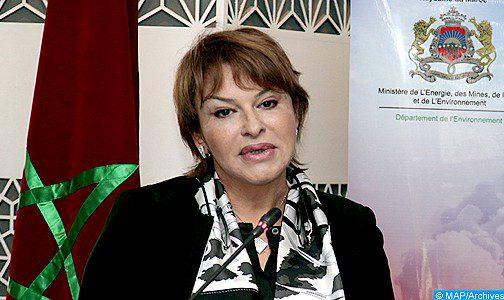Mme El Haite élue présidente déléguée de l'Internationale libérale