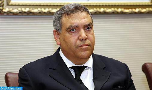 M. Laftit rejette les allégations sur la militarisation d'Al Hoceima et réaffirme l'annulation du Dahir de 1958