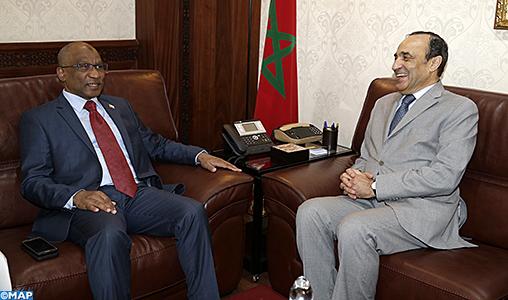 Création du groupe d'amitié parlementaire maroco-comorien