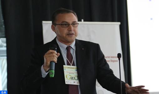 """Le Maroc souhaite bénéficier de l'expérience des États-Unis en matière de """"villes intelligentes"""""""