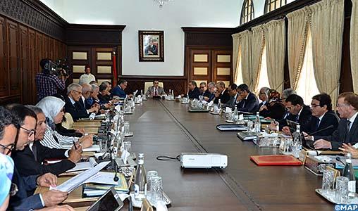 Le Conseil de gouvernement adopte deux projets de loi relatifs à deux conventions internationales