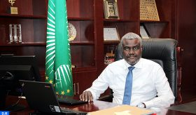 L'UA compte sur le Maroc pour renforcer la position de l'Afrique dans le concert des nations (Moussa Faki Mahamat)