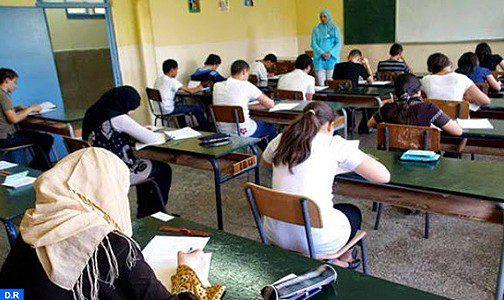 Région Drâa-Tafilalet: Plus de 7.800 candidats à la session de rattrapage du bac