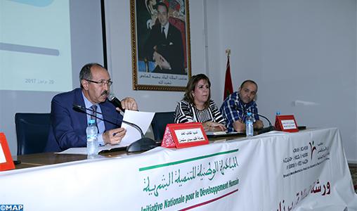 """Sidi Slimane: Lancement officiel du programme """"Irtikaa"""" pour la promotion des associations"""