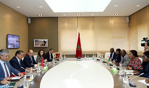 Le maroc bien plac pour assister le ghana dans ses - Office des oeuvres universitaires pour le centre ...