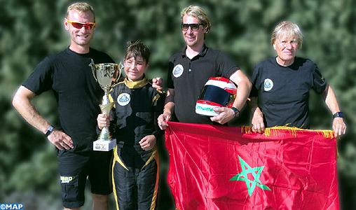 Championnat du monde junior de karting (préparation): Le Marocain Zanfari 2e en Autriche