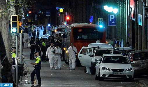 Quatorze morts dans les attentats en Espagne (nouveau bilan)