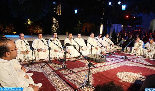 Le 10è Festival de Fès de la Culture soufie, du 14 au 21 octobre prochain