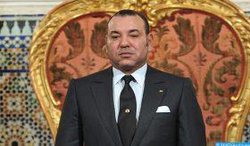 """SM le Roi: L'orientation du Maroc vers l'Afrique, """"un choix judicieux"""" qui s'est répercuté positivement sur la question de l'intégrité territoriale du Royaume"""