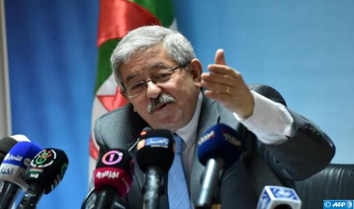 Ahmed Ouyahia, nouveau Premier ministre en Algérie