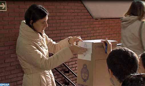 argentine ouverture des bureaux de vote pour les primaires nationales map expressmap express. Black Bedroom Furniture Sets. Home Design Ideas